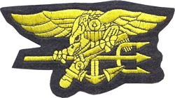 Seal Badge Patches